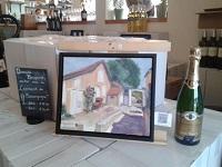 expositie Vleck Wijnen